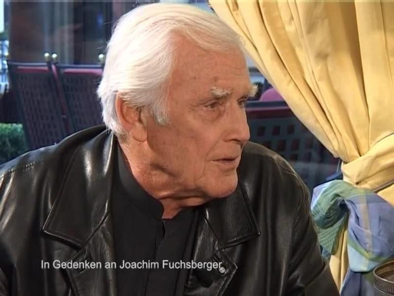joachim fuchsberger bibel tv - Jrgen Todenhfer Lebenslauf