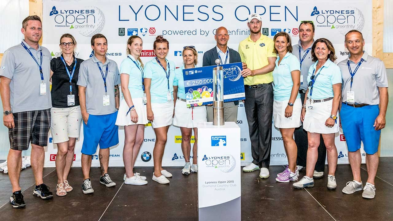 Lyoness Open 2015 - Highlights