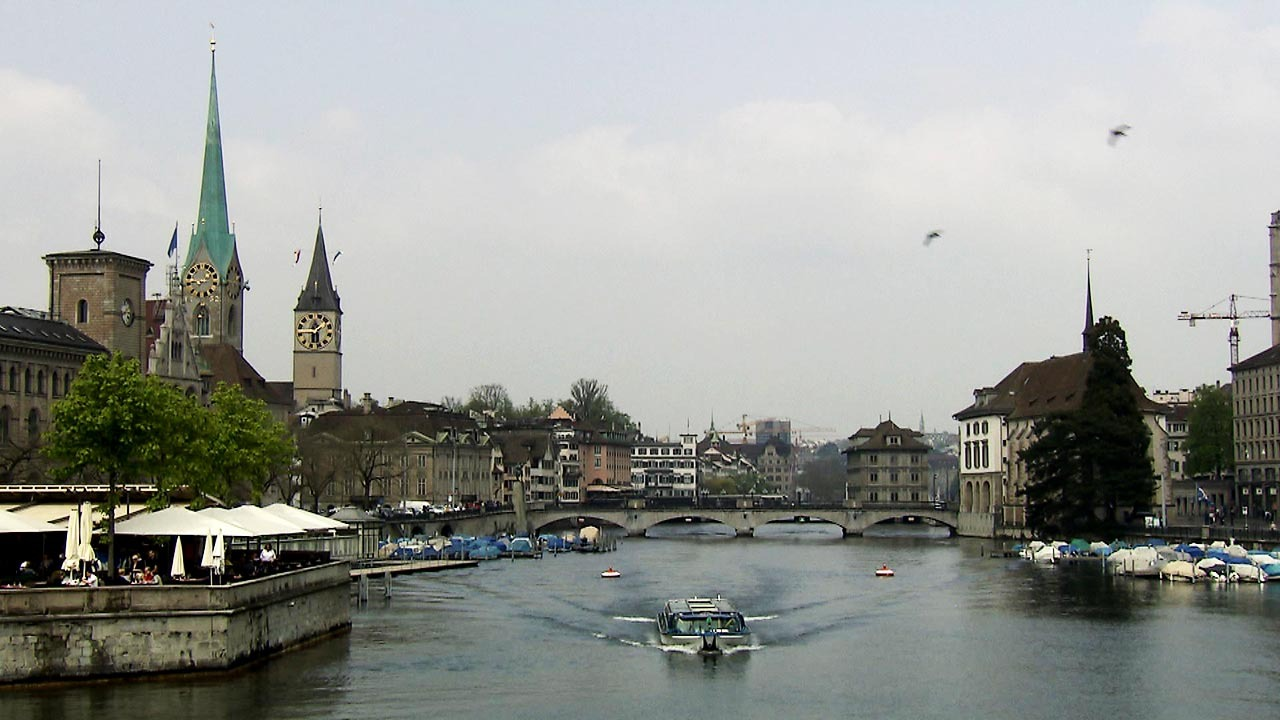 Zurich – Swiss business engine