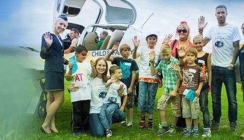 Second Lyoness Children Flying Day
