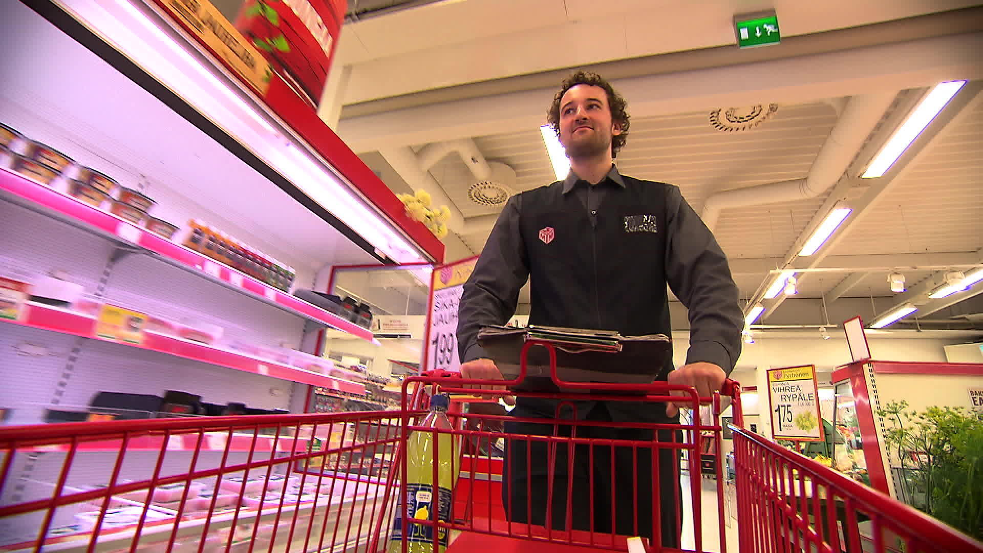 M Store – A Finnish pioneer in grocery delivery