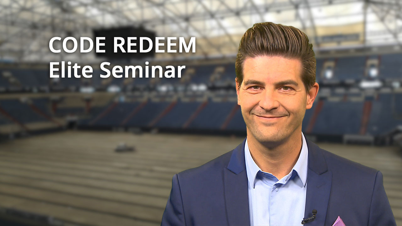 Lyconet Elite Seminar Germany 2019 Code Redeem – Explained by Norbert Oberhauser