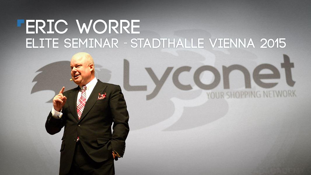 Eric Worre Elite Seminar – Stadthalle Vienna
