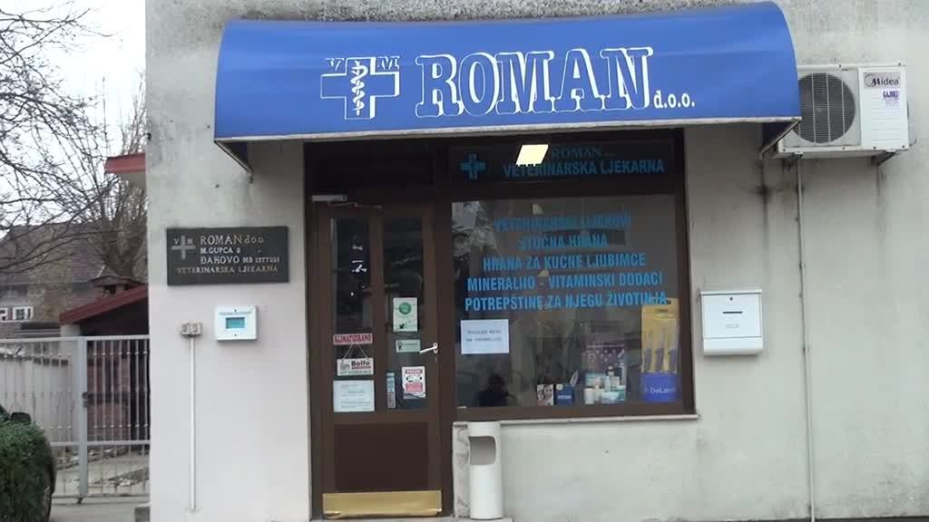 Veterinarska ambulanta Roman