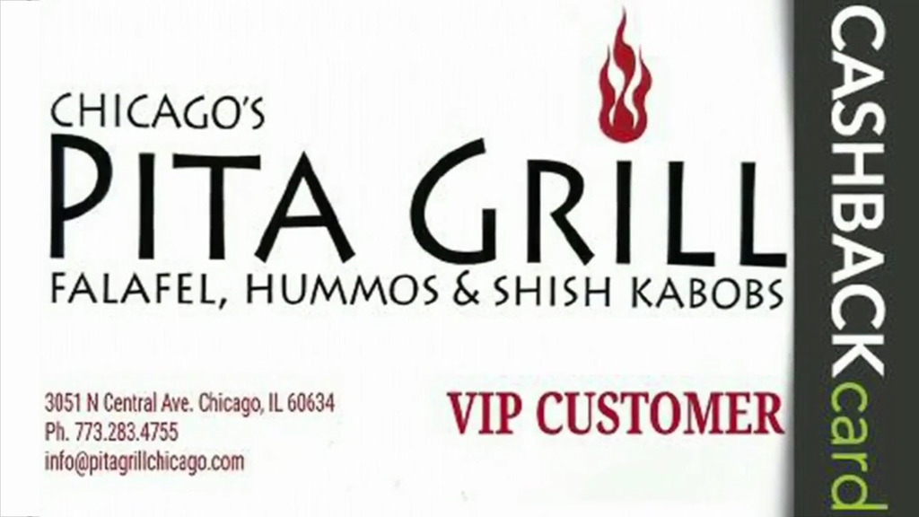 Pita Grill - Grand Opening Lyoness Merchant in Chicago