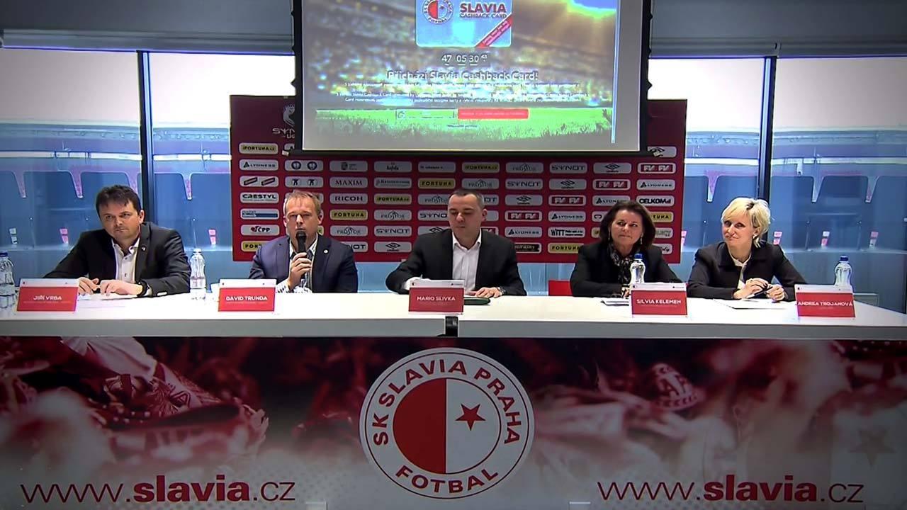 Cooperation SK Slavia Praha