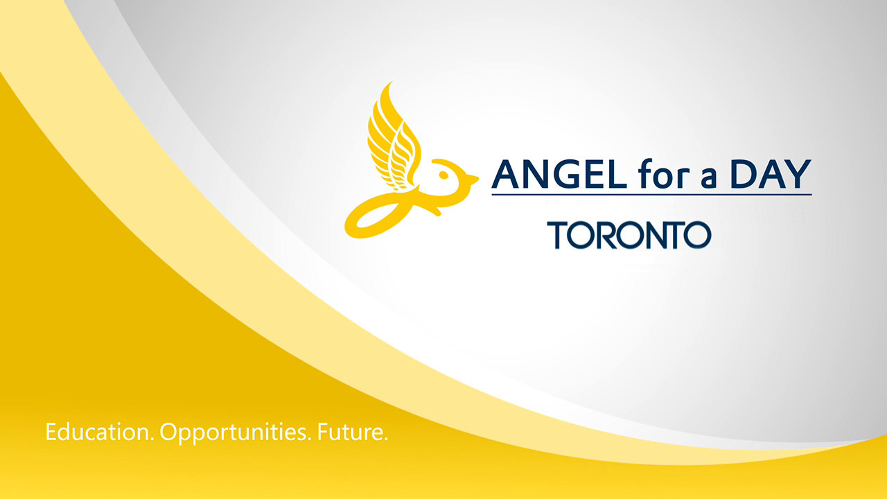 Angel for a Day - Toronto