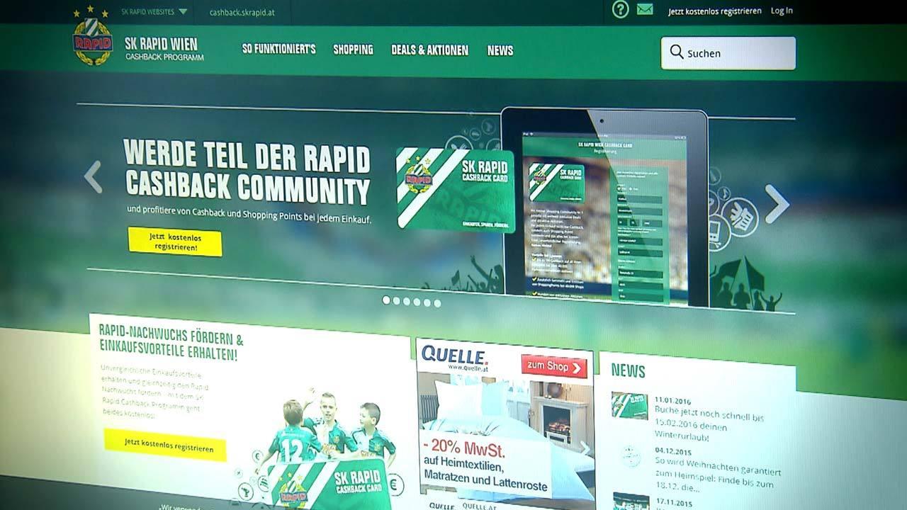 SK Rapid - Online Shoppen