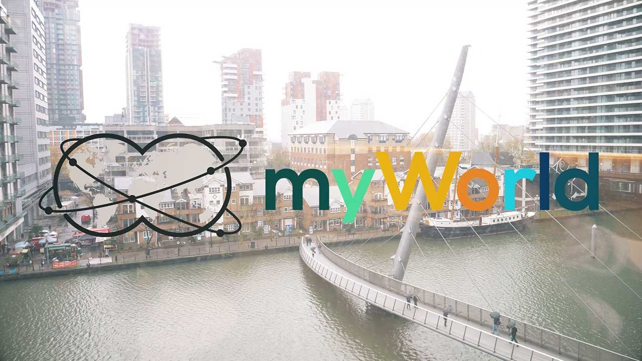 myWorld Headquarter London