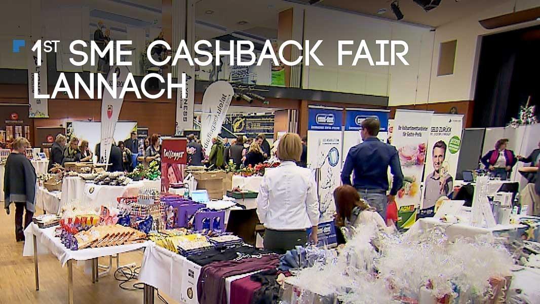 1st SME Cashback Fair Lannach