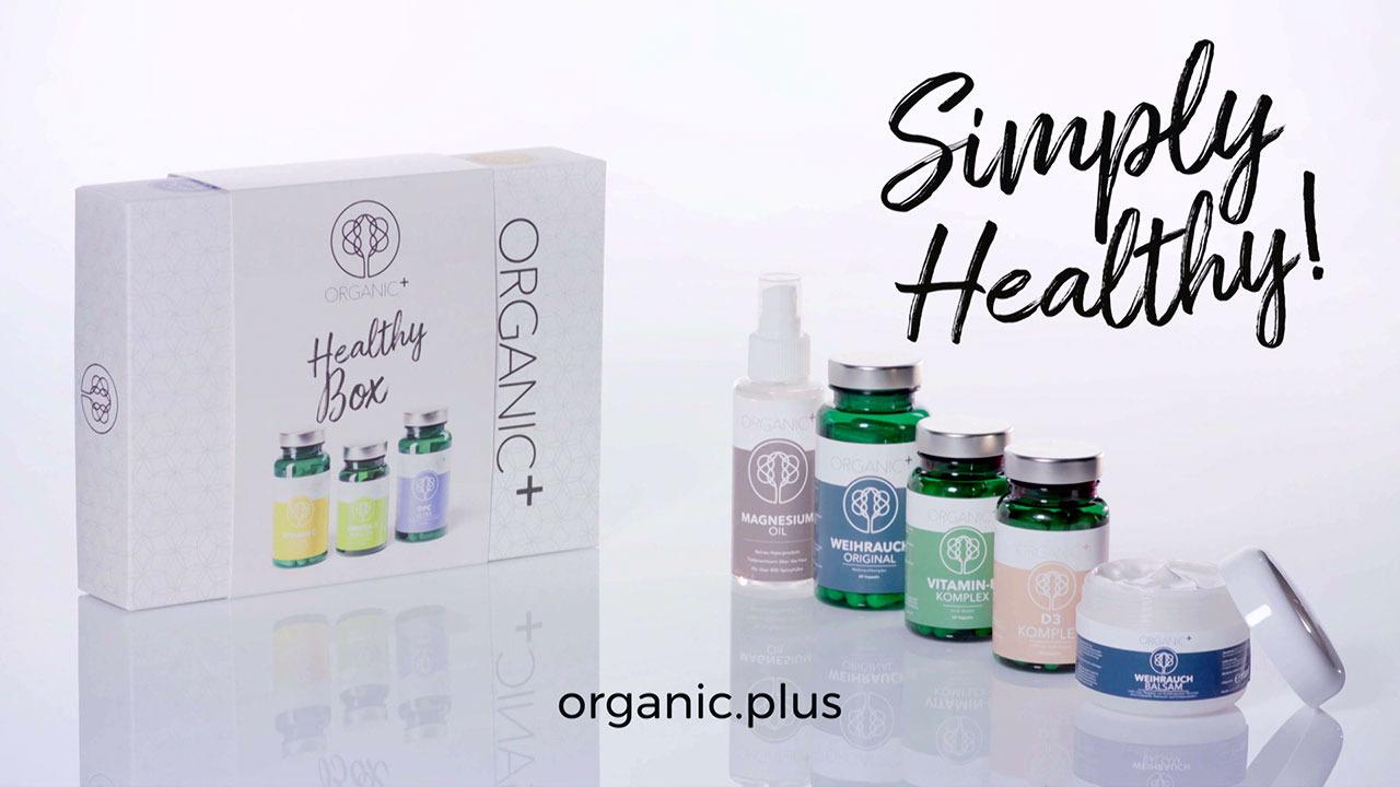Organic+ Teaser