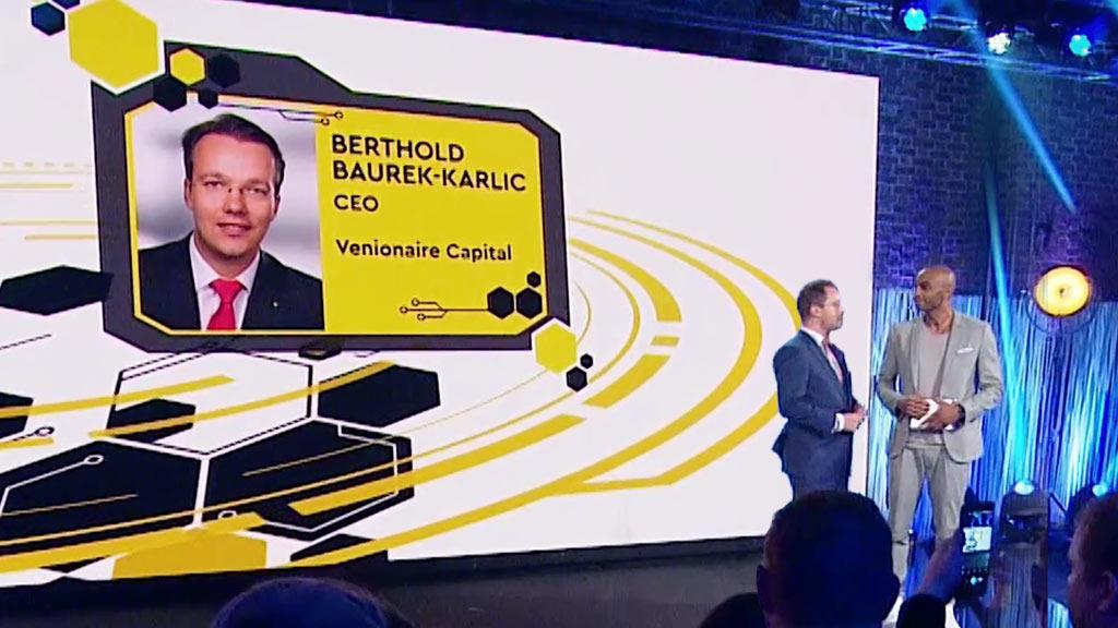 Berthold Baurek-Karlic - CEO Venionaire Capital
