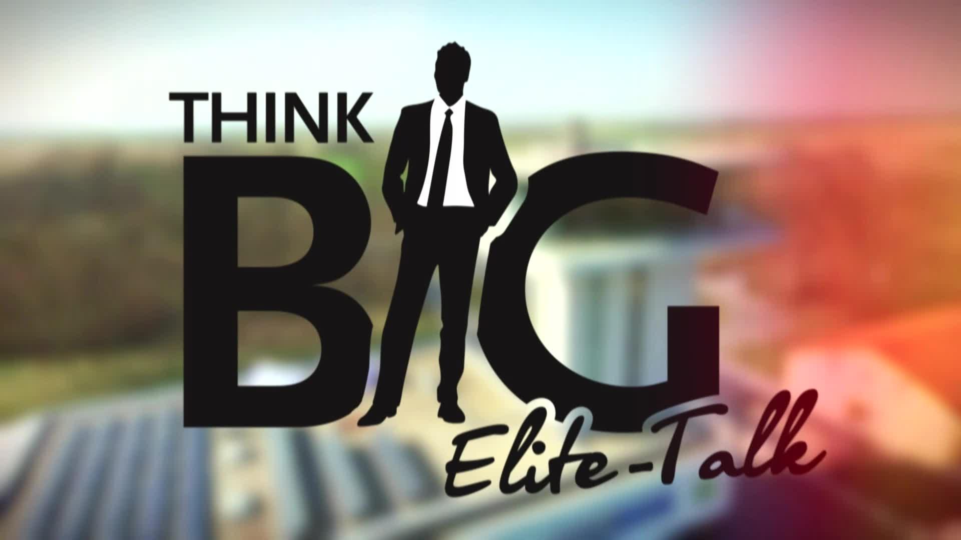 Think BIG - Teaser Martin Millefors