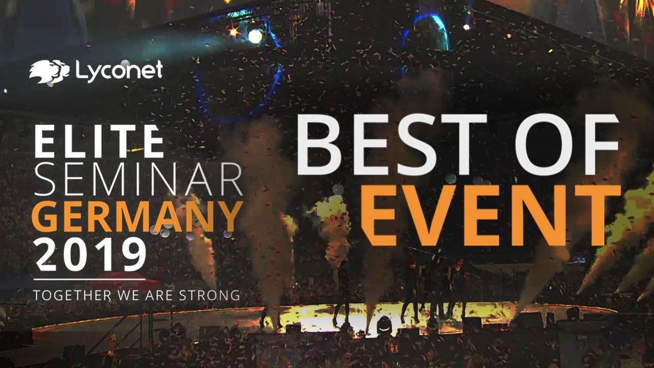 Lyconet Elite Seminar - Germany 2019 - Highlights