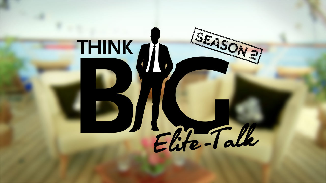 Think BIG Season 2 - Teaser Markus Käfer