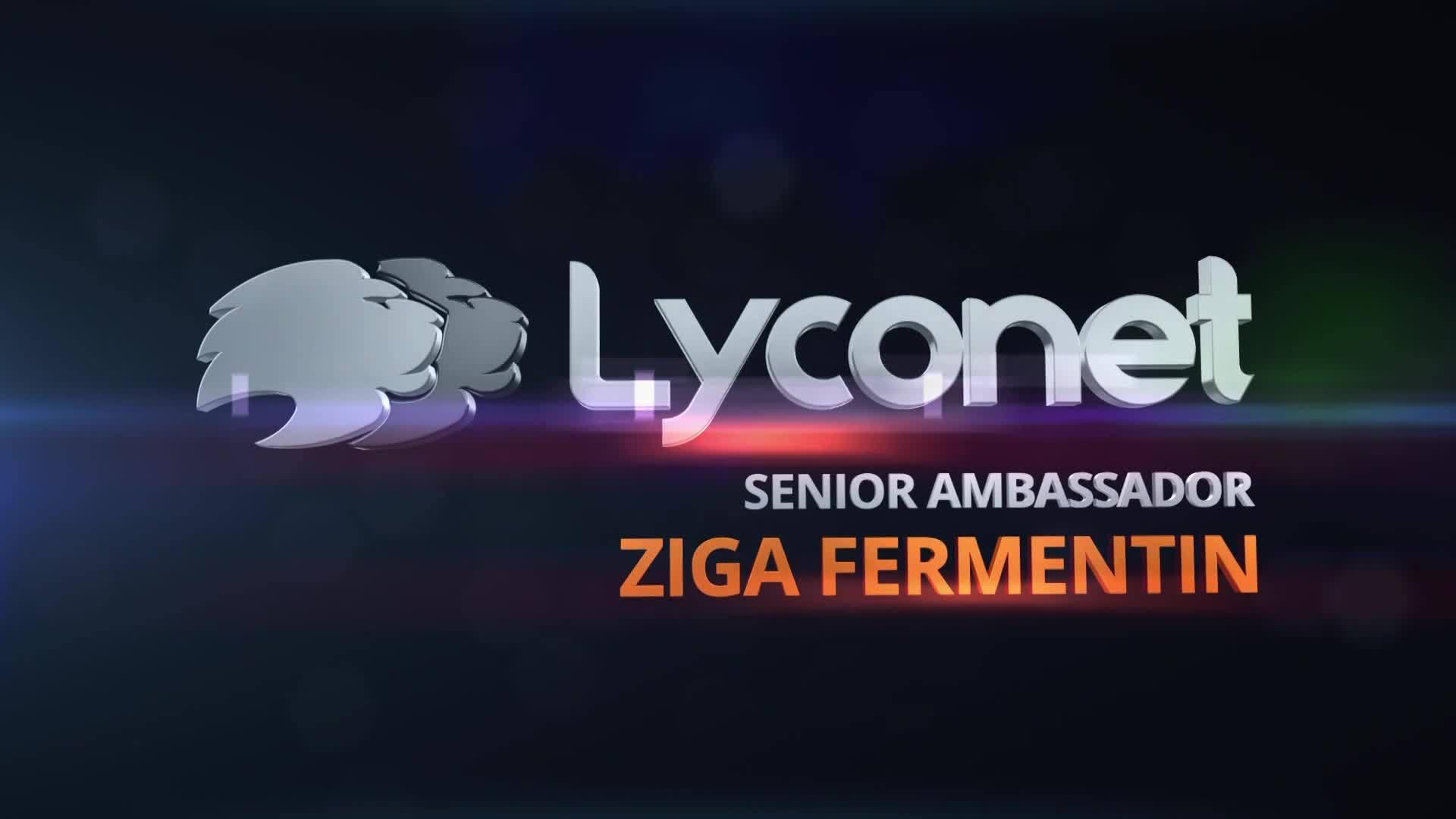 Senior Ambassador - Ziga Fermentin