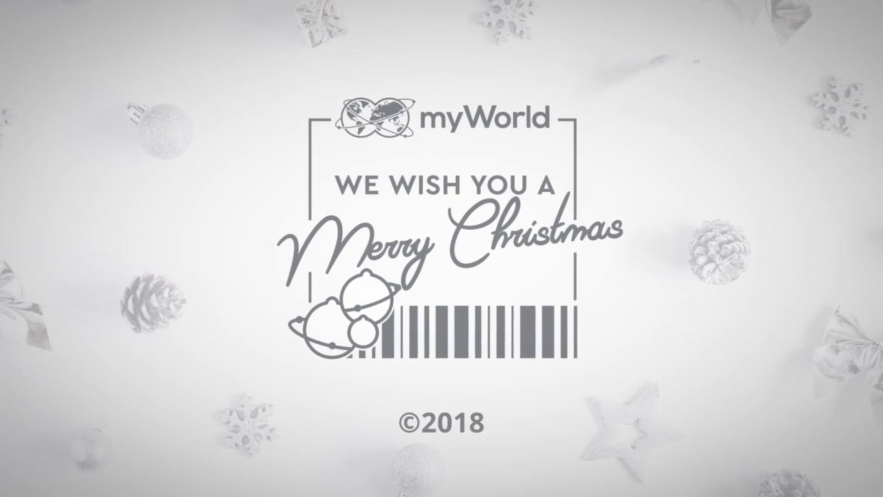 myWorld White Christmas Party 2018