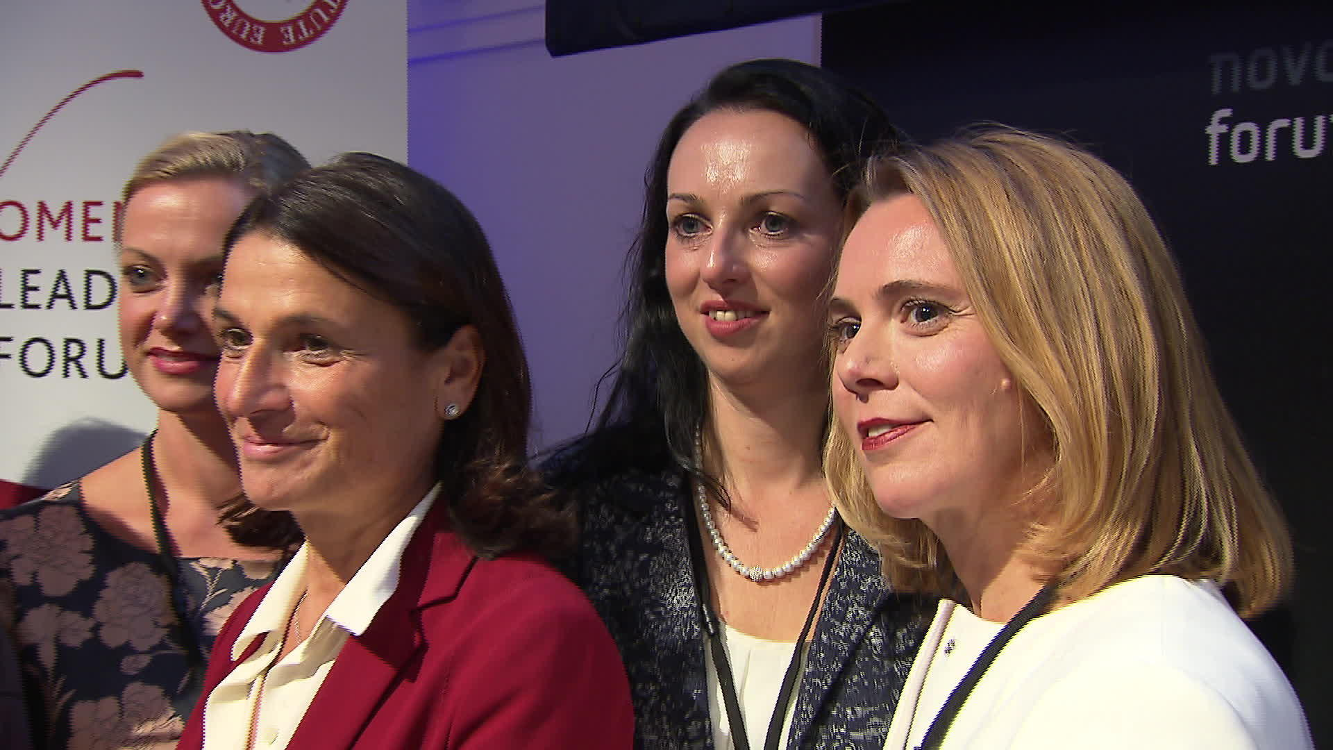 Geballte Frauenpower – Das Women Leadership Forum in Wien