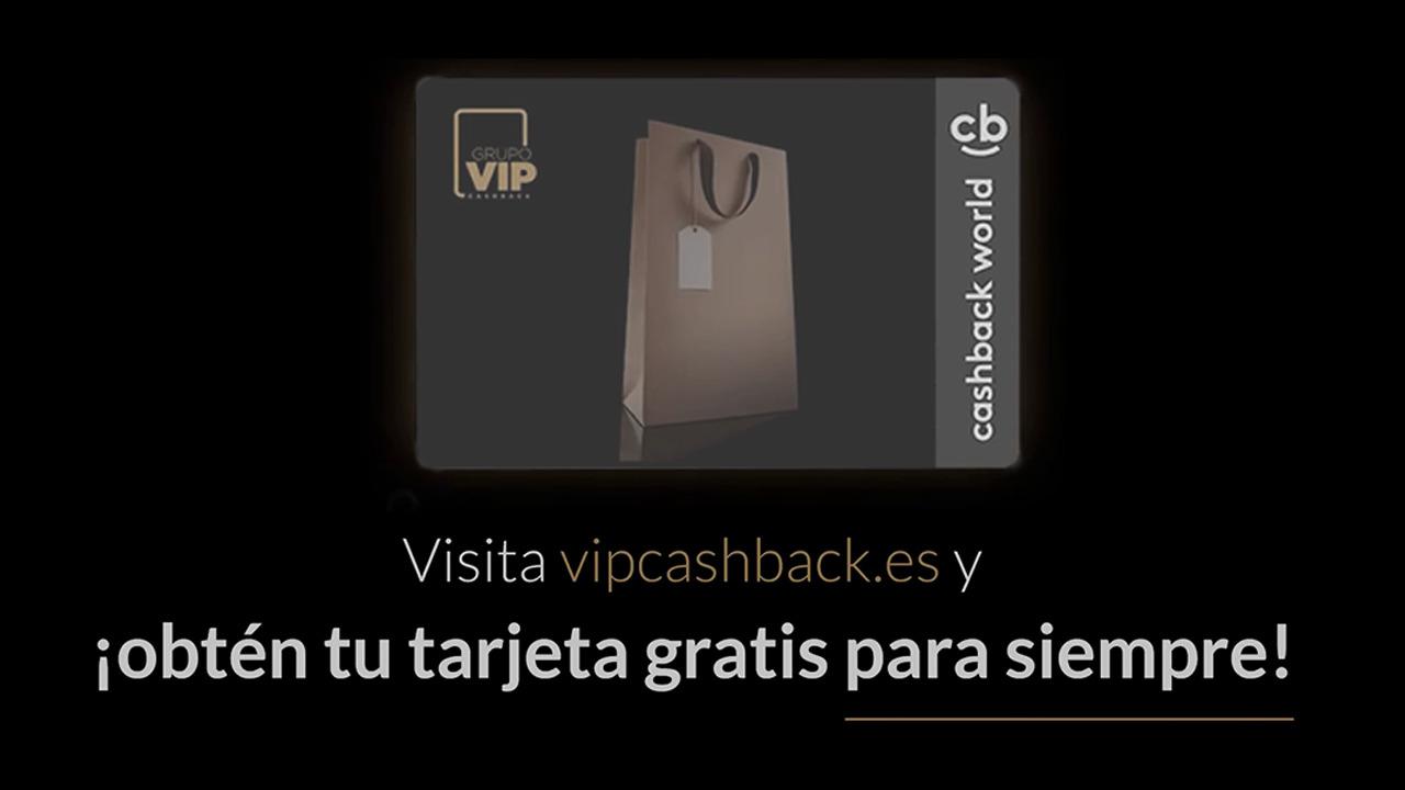 ES - VIP Cashback - Ahorra ya con tus compras