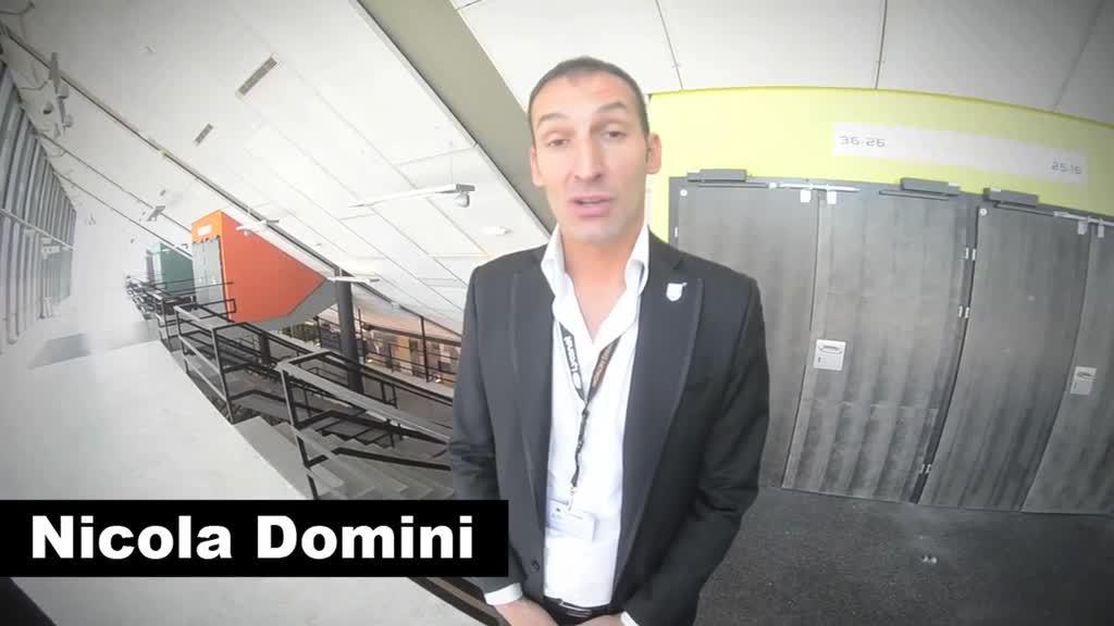 Il segreto di Nicola Domini