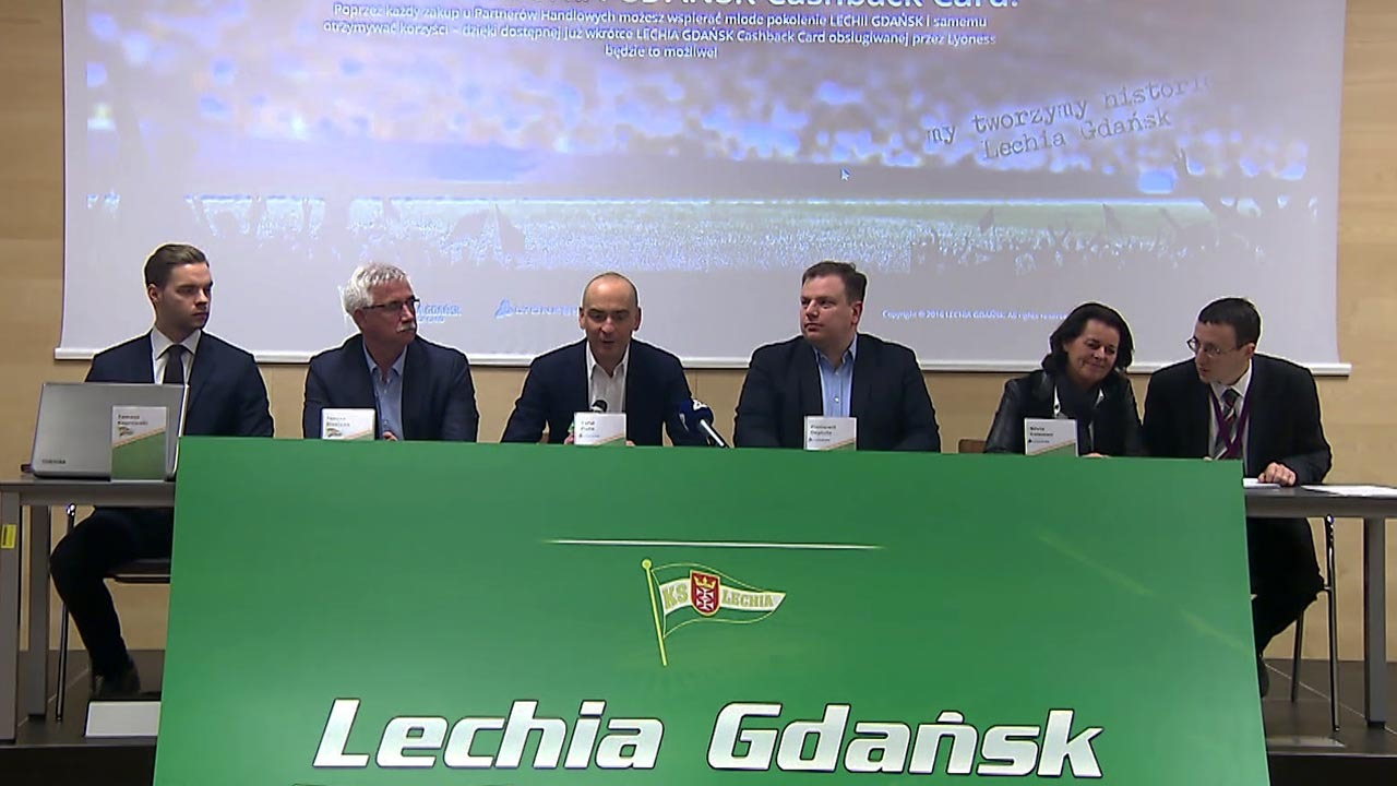 Cooperation Lechia Gdańsk