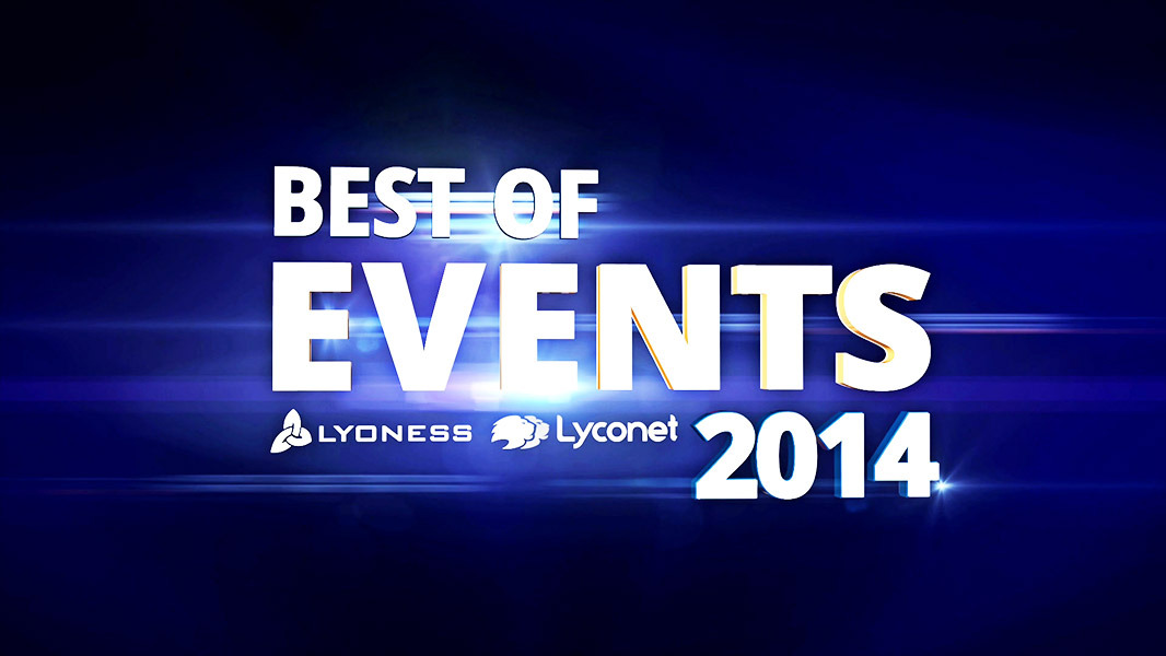 Best of Events 2014