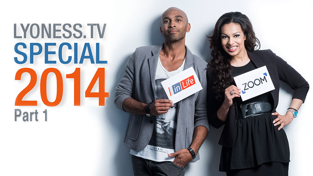 Best of Lyoness.TV 2014 - Part 1