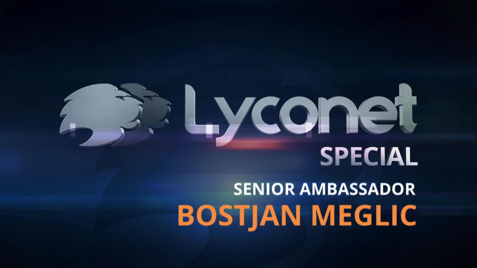 Senior Ambassador - Bostjan Meglic