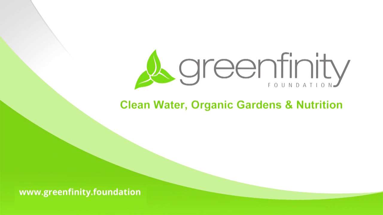 Clean Water, Organic Gardens & Nutrition - GFF projects