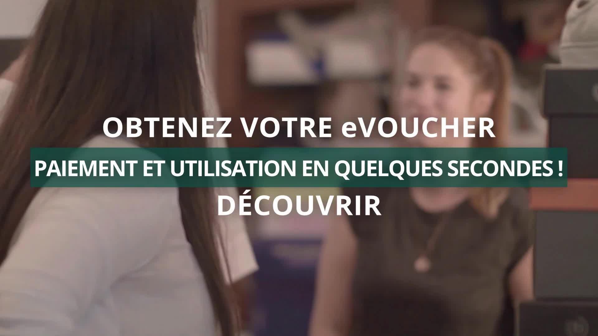 eVoucher App BE FR