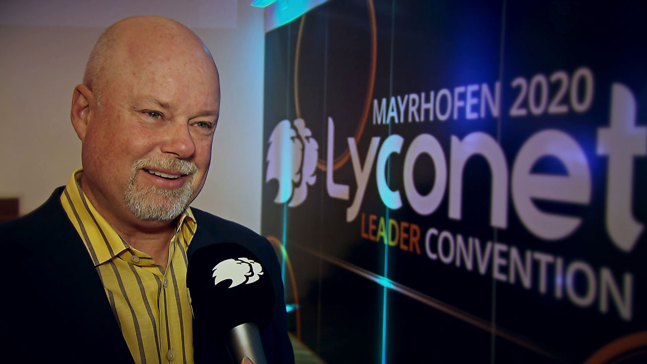 Lyonet Leader Convention - Mayrhofen 2020 - Interview with Eric Worre