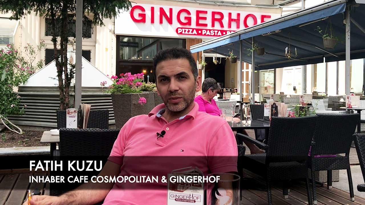 AT - Cafe Cosmopolitan & Gingerhof
