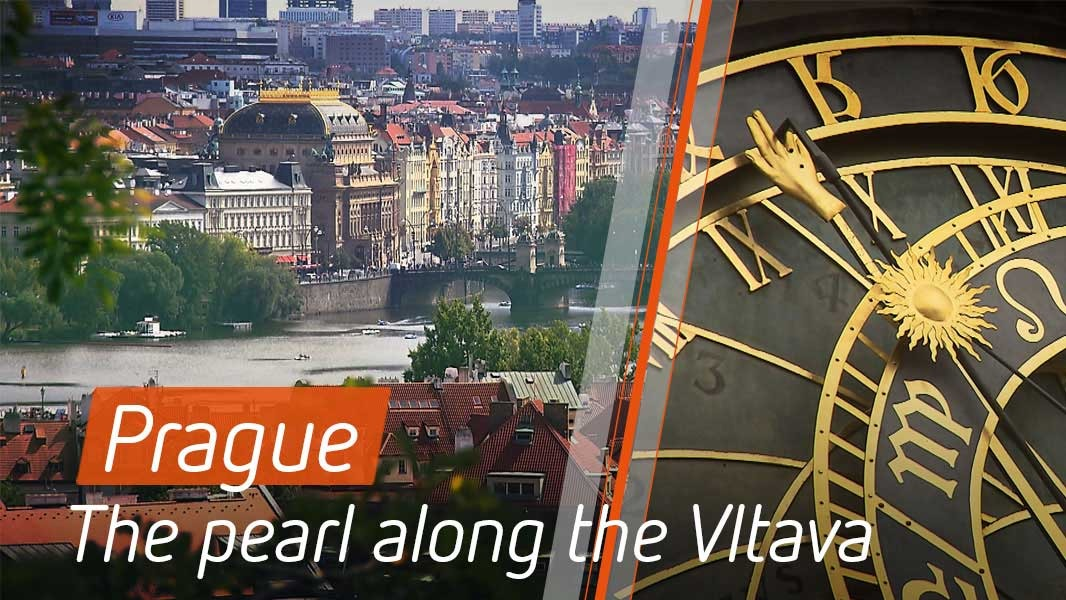Prague – The pearl along the Vltava