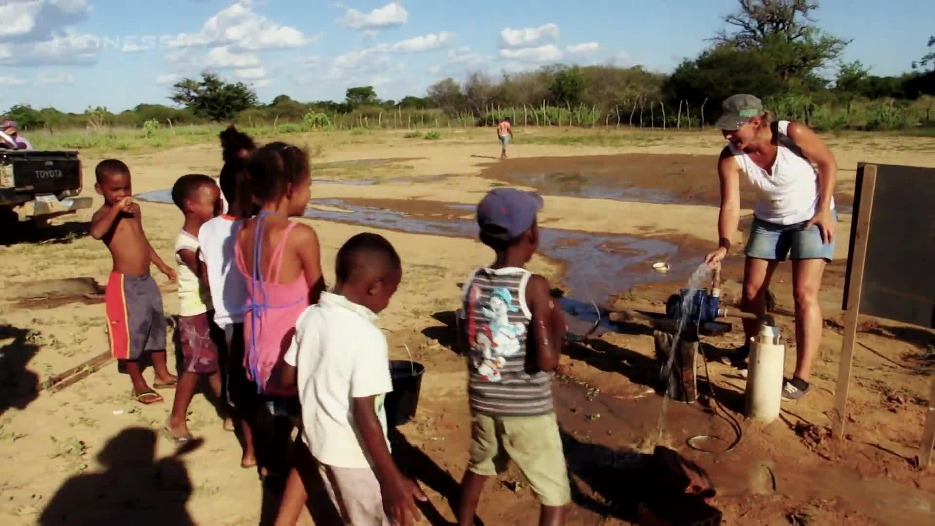 Greenfinity Foundation supplies Bahia in Brazil with clean water