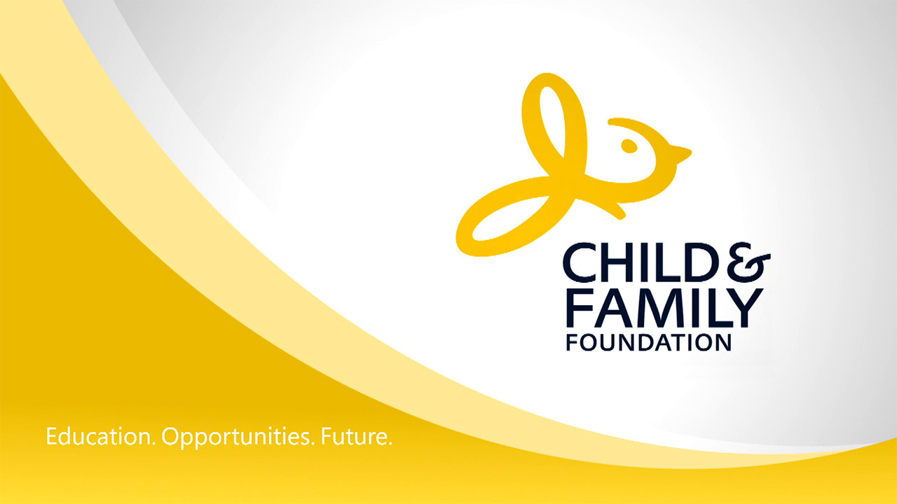 Child & Family Foundation – Image Teaser