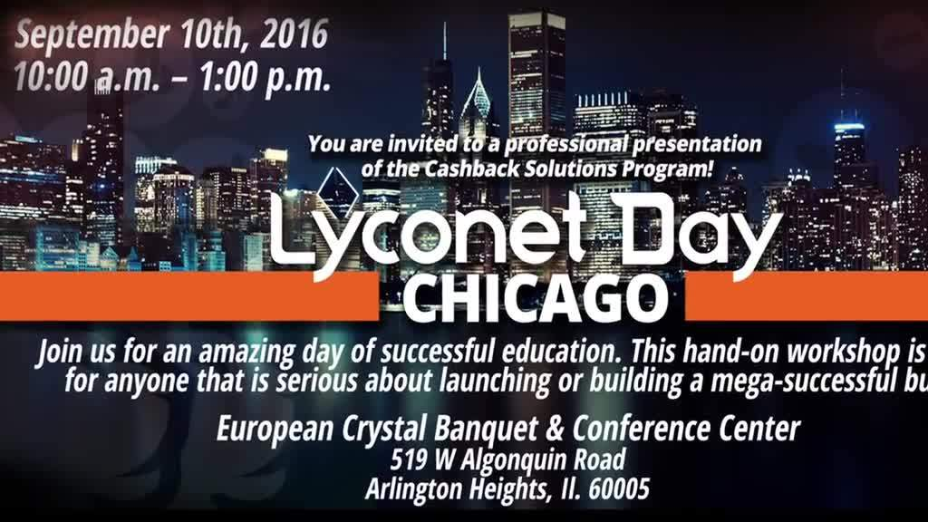 Lyconet Day Chicago 2016