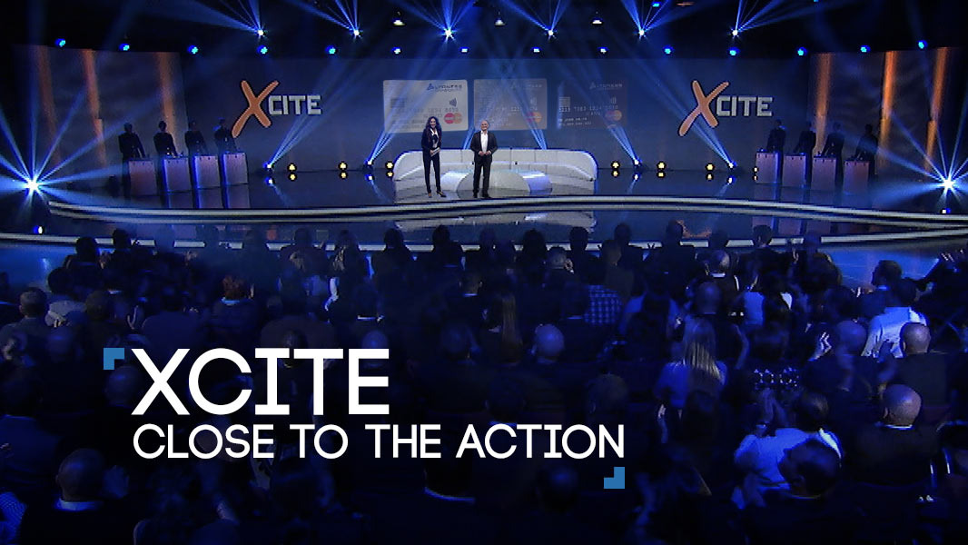 XCITE – Close to the Action