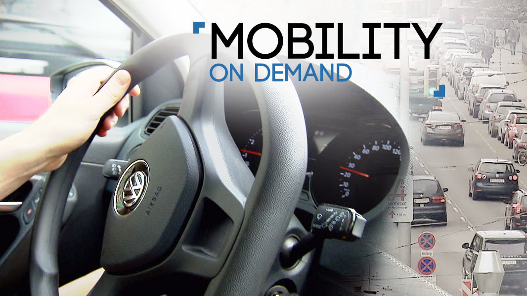 Mobility on Demand