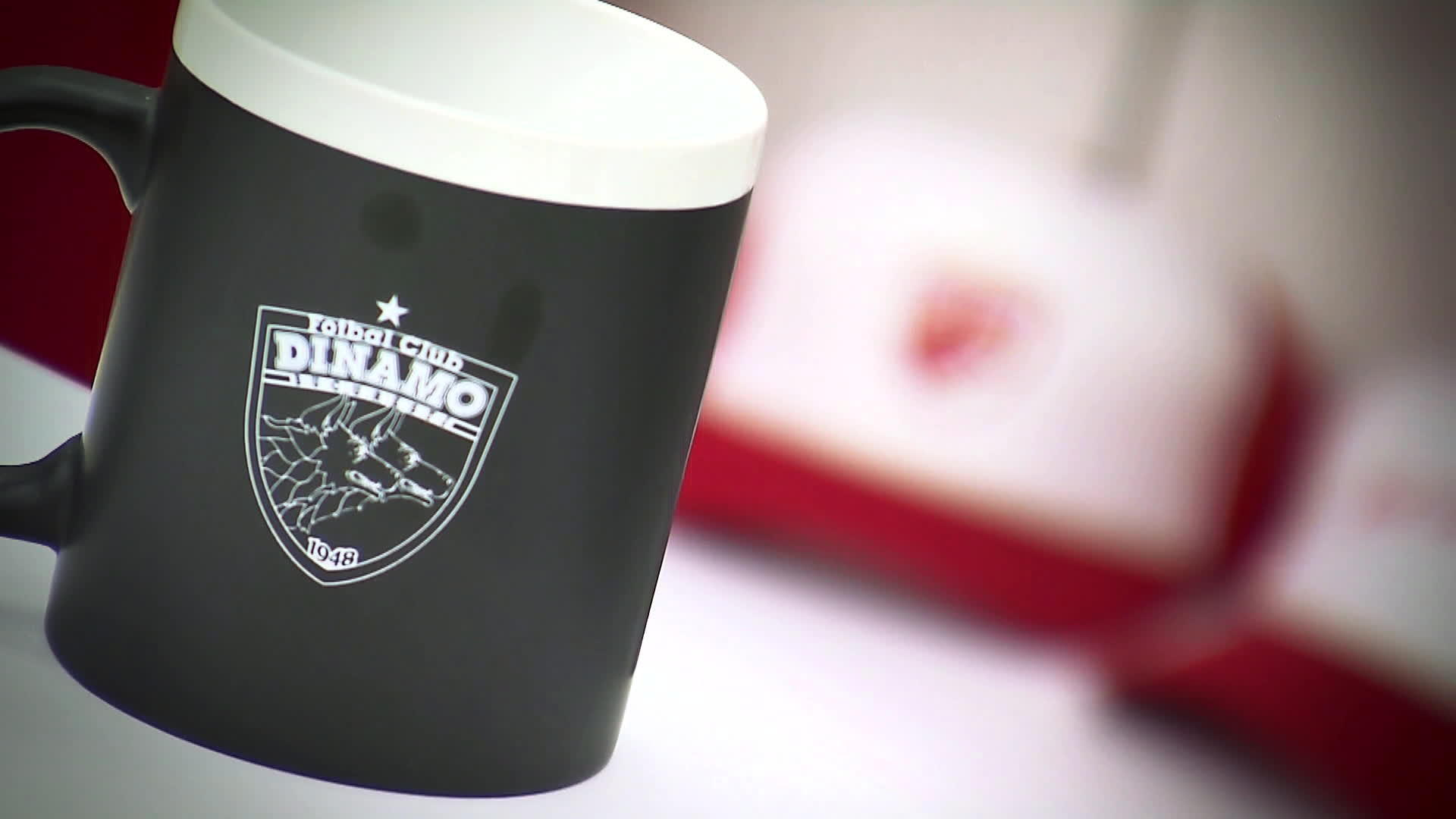 FC DINAMO - Registration
