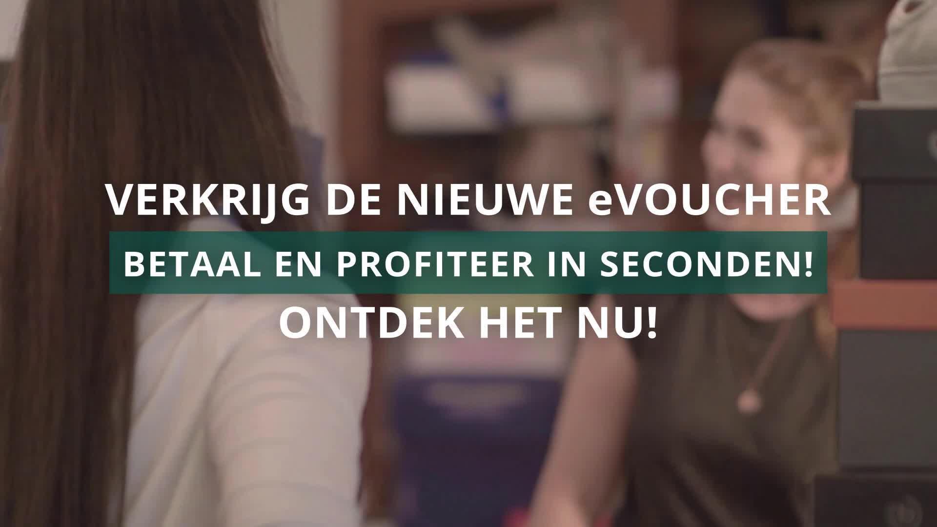 eVoucher App BE NL