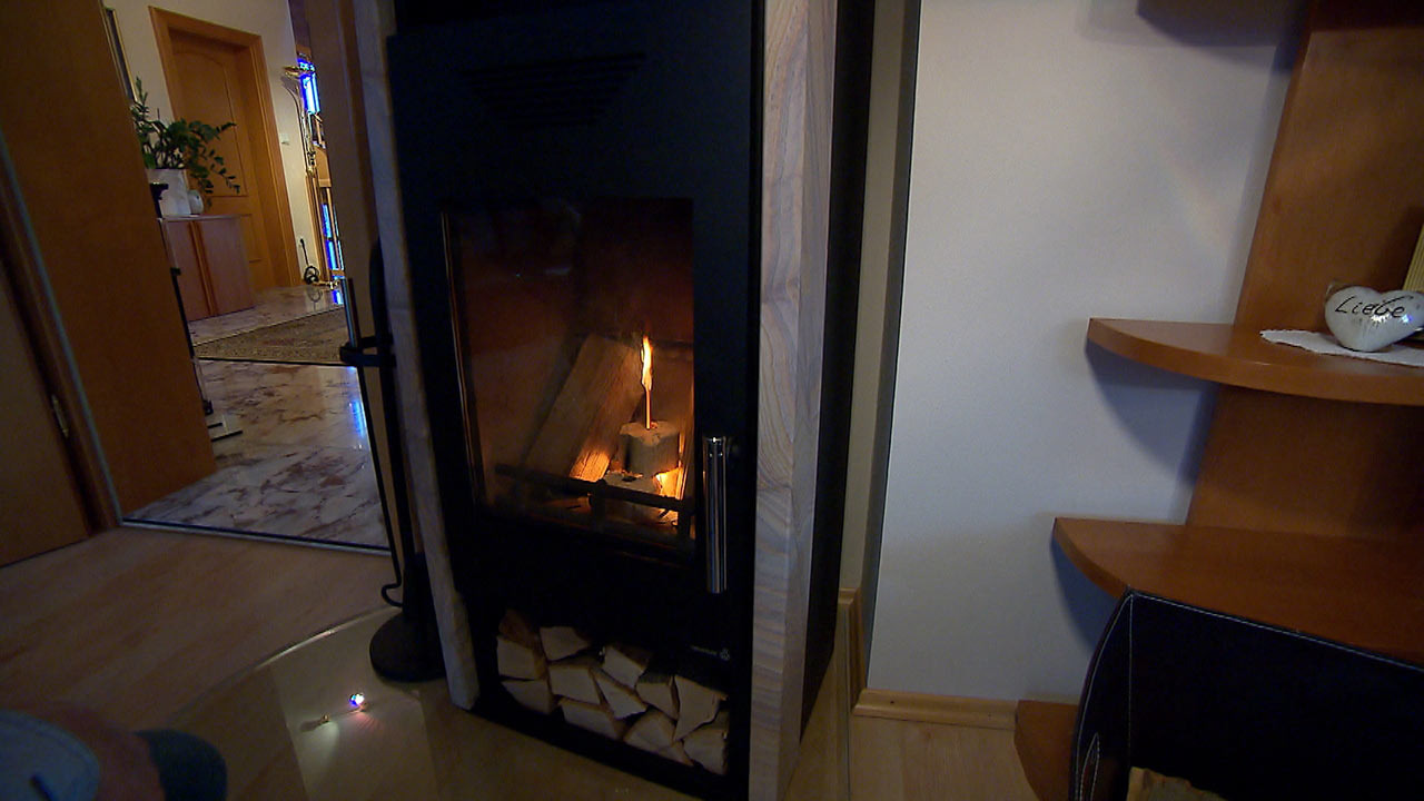 Comfort factor woodstove