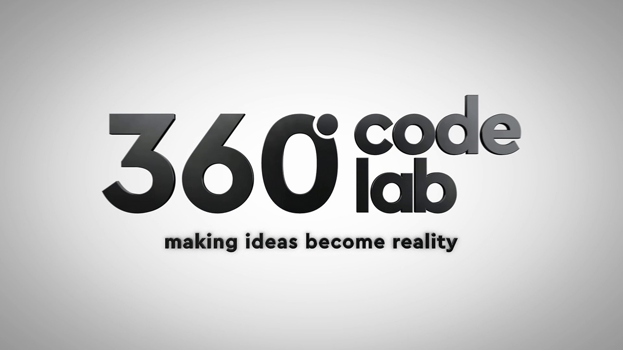 360° Code Lab - making ideas become reality