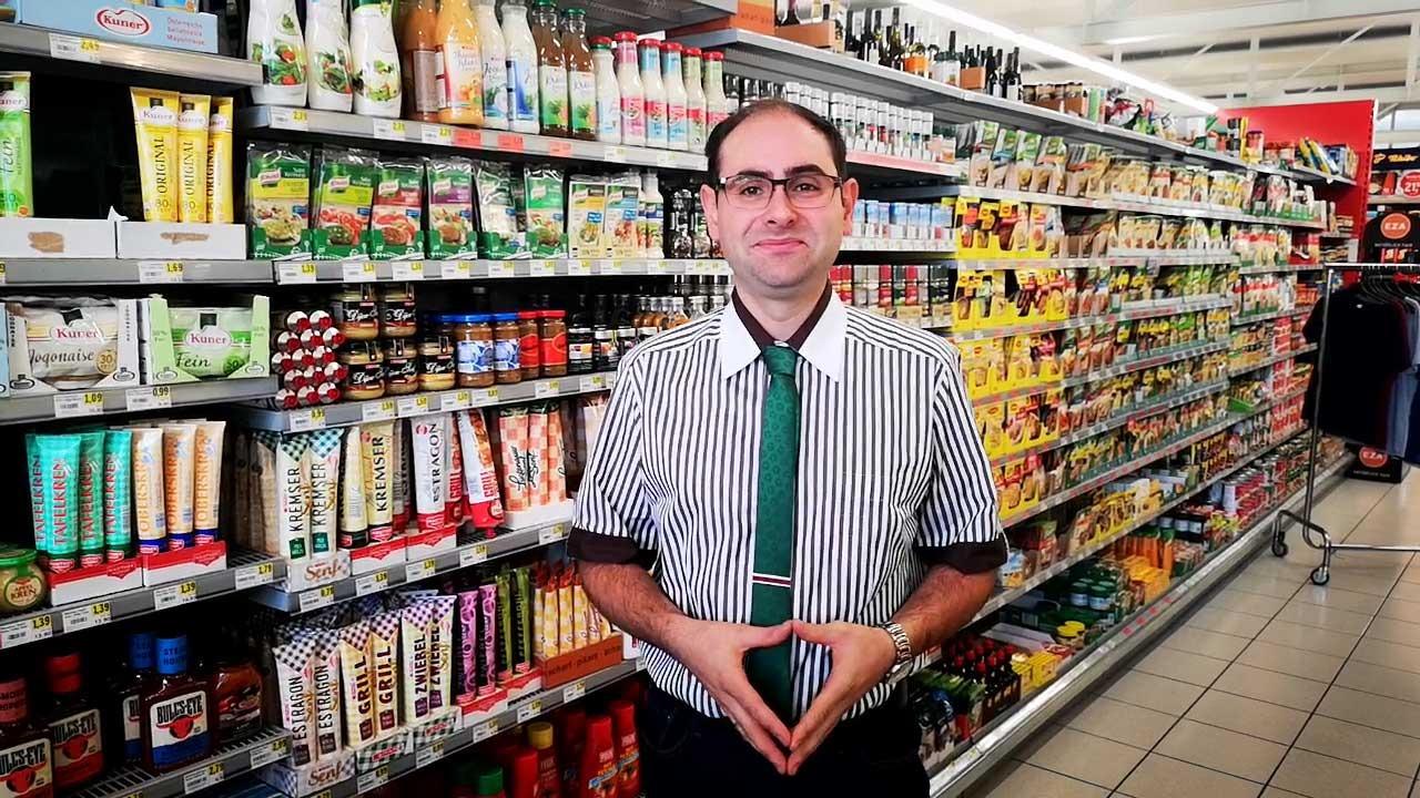 AT - Spar Markt - Daniel Schöpfer