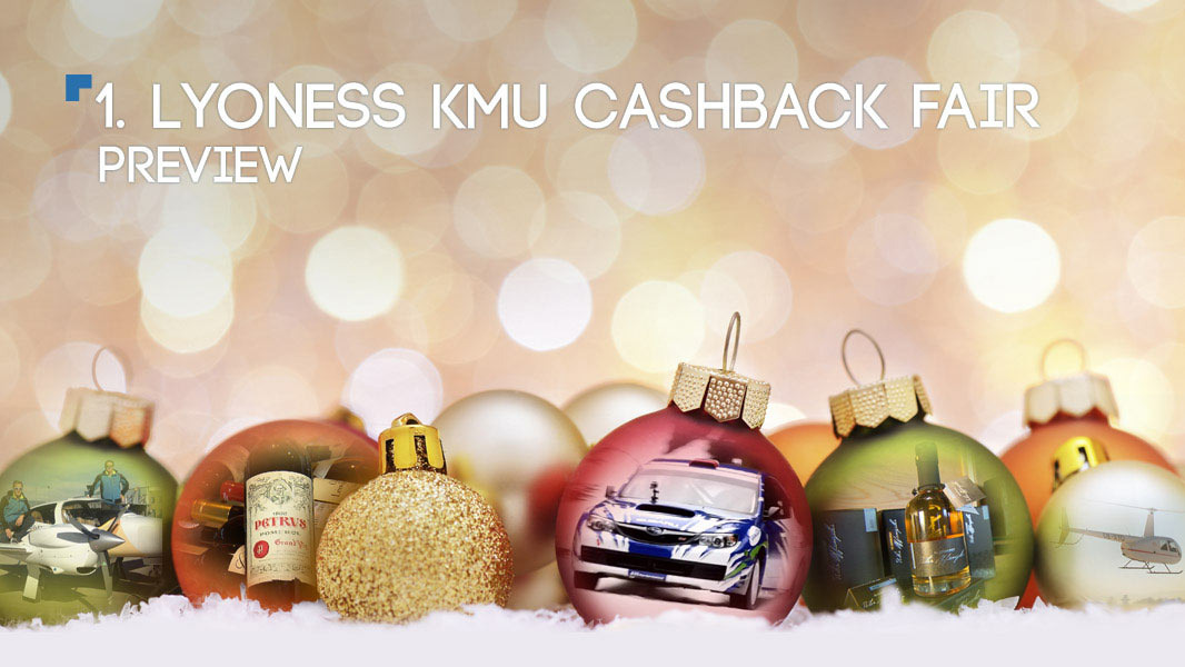 Preview 1st Lyoness SME Cashback Fair