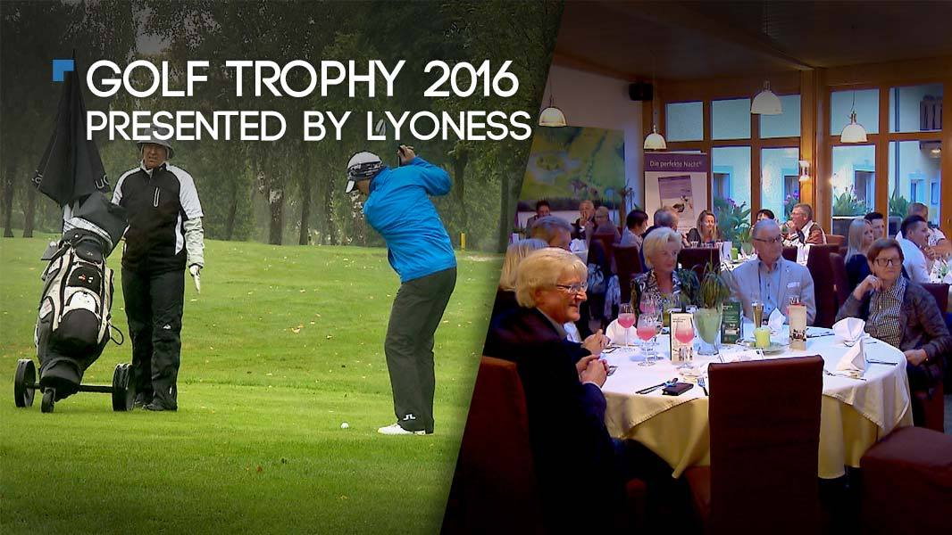 Golf Trophy 2016 presented by Lyoness – Best conditions for networking