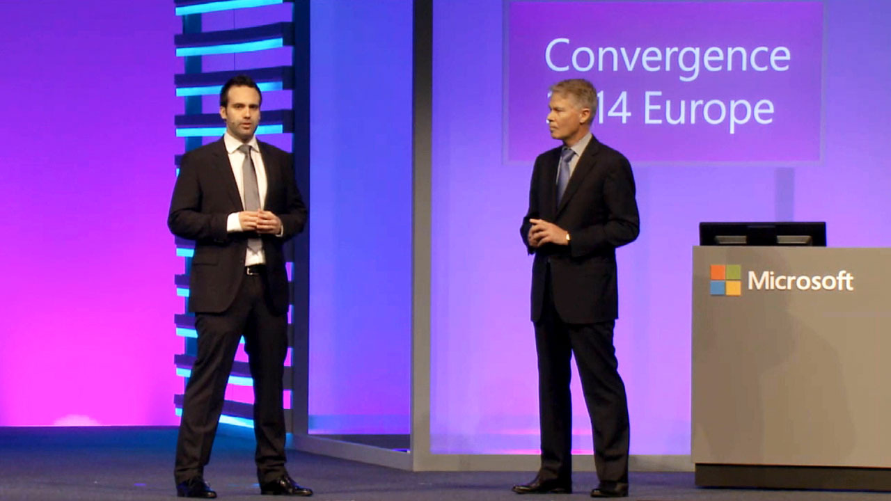 Compact: Microsoft Convergence Europe 2014