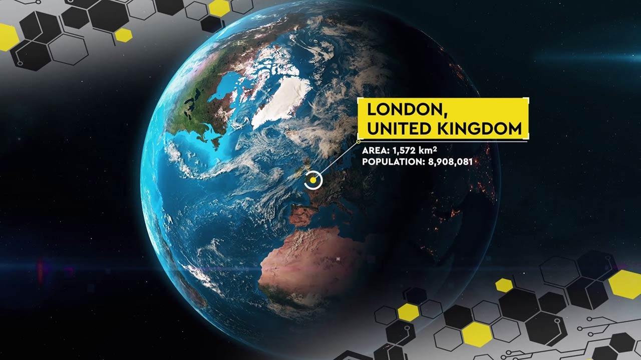 XCITE III – Welcome to London