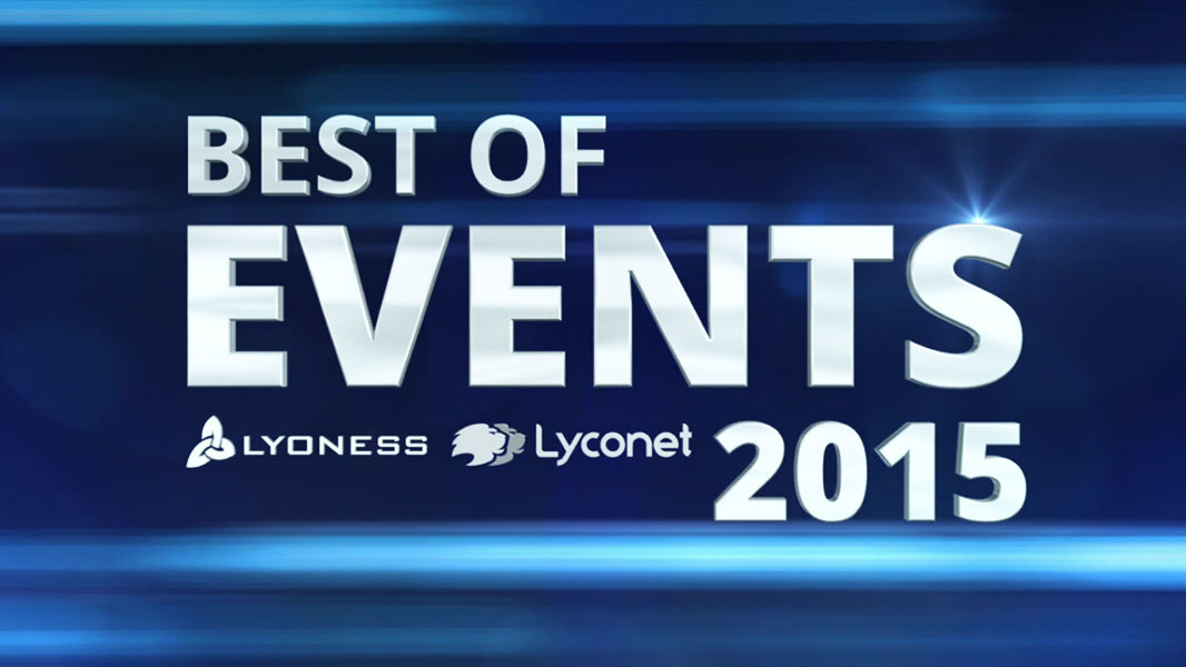Best of events 2015 – we look back at a year of superlatives