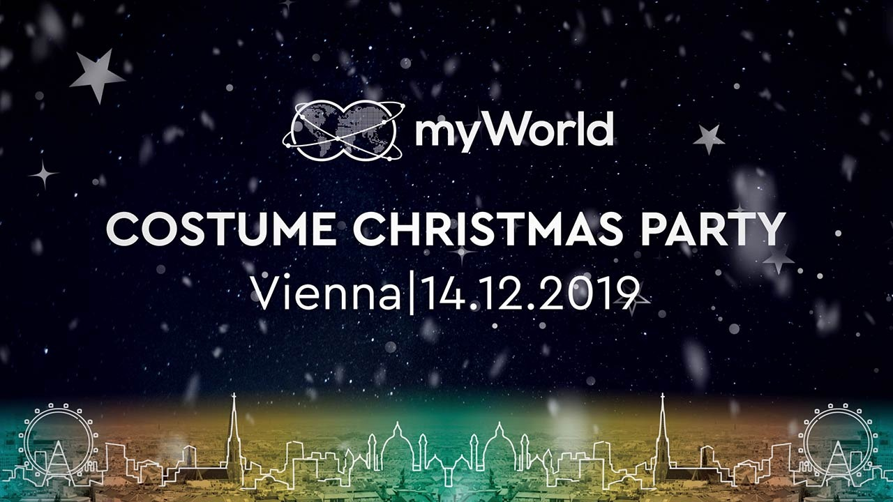myWorld Costume Christmas Party 2019 - Highlights